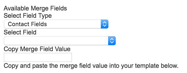 Using Merge Fields In Salesforce Email Templates
