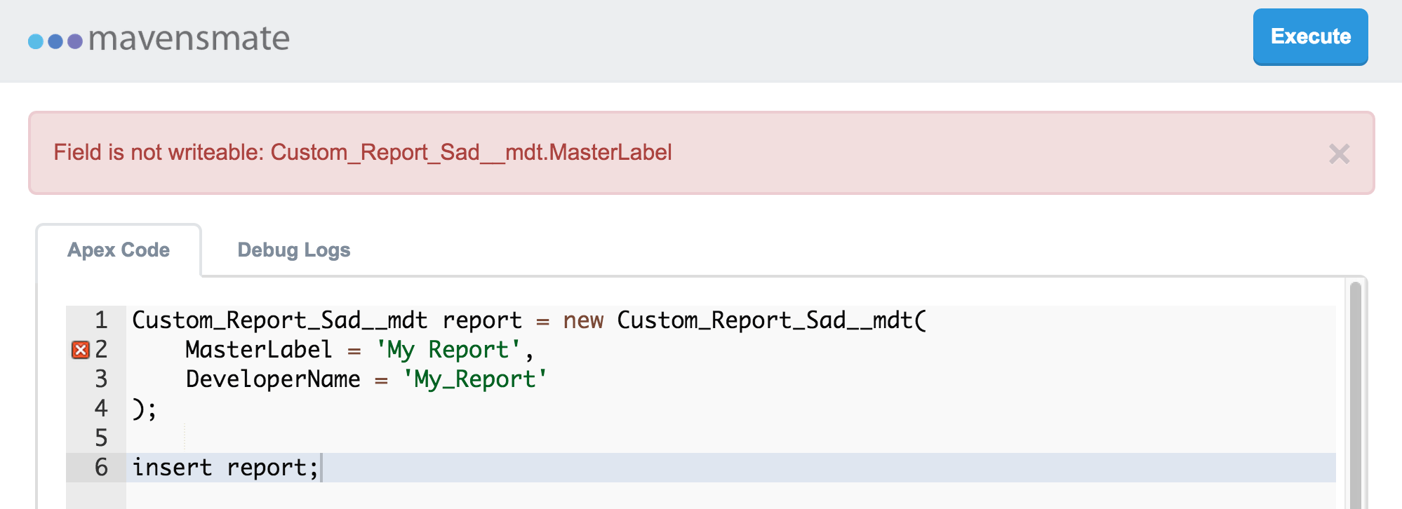 Create reports using JavaScript Remoting and DataTables in Salesforce